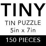 Tiny Tin - 150 Pieces ($8.95)